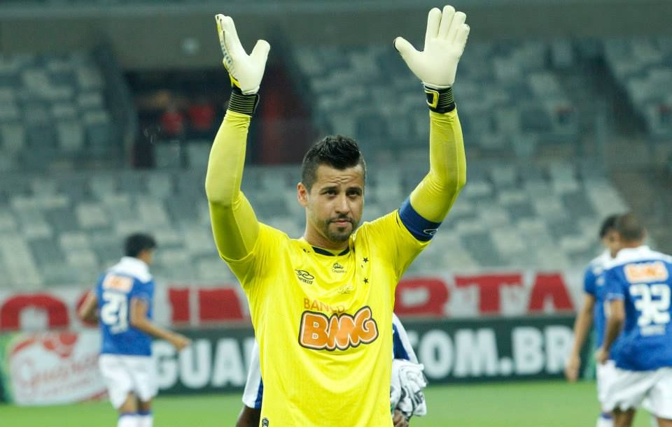 Morre pai do goleiro Fábio, do Cruzeiro