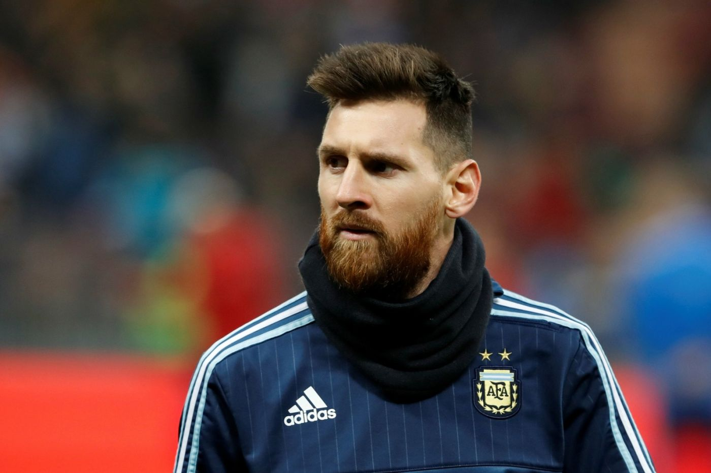 Federação da Argentina pediu a Messi para que jogue menos no Barcelona