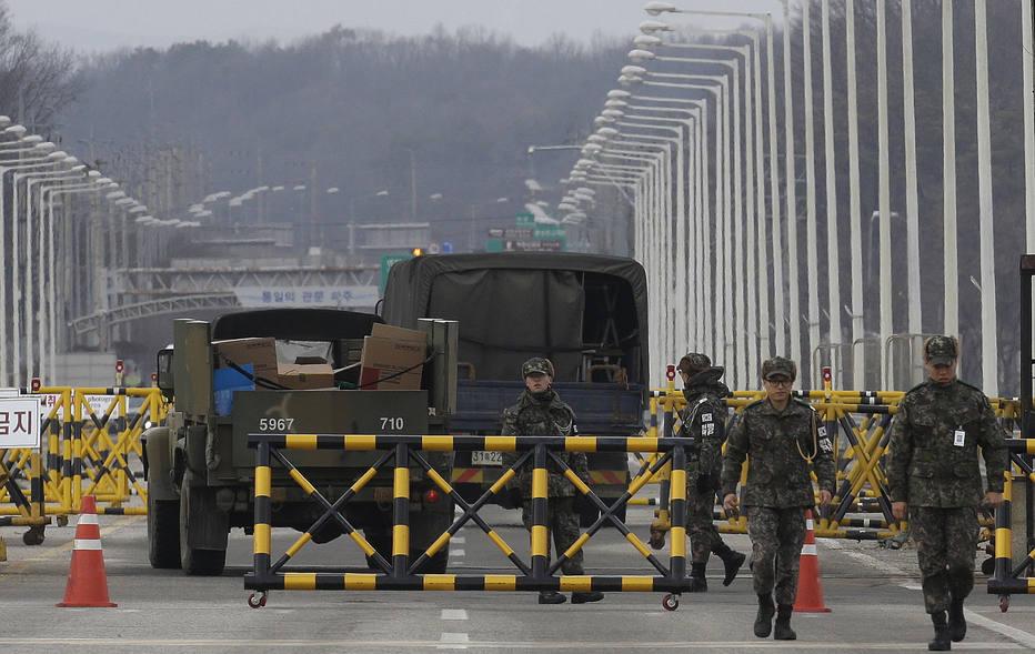 Seul afirma que fará manobras militares com EUA após Jogos de Inverno