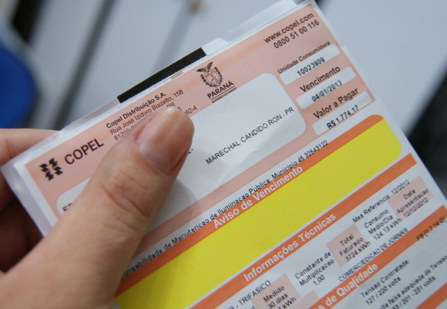 Lotéricas deixam de aceitar pagamento de faturas da Copel