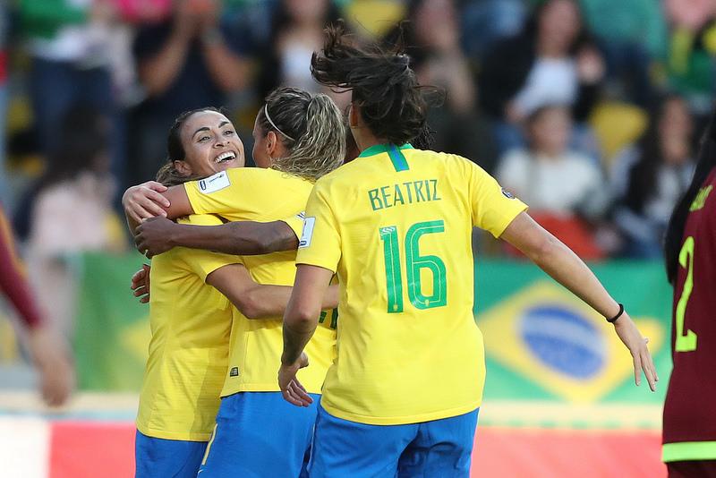Brasil se classifica para fase final da Copa América de futebol