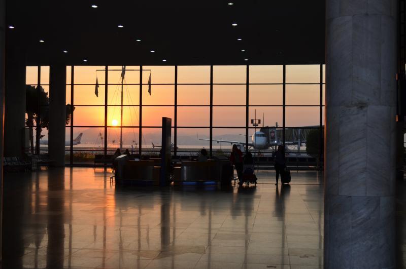 Aeroporto de Curitiba é o melhor do país
