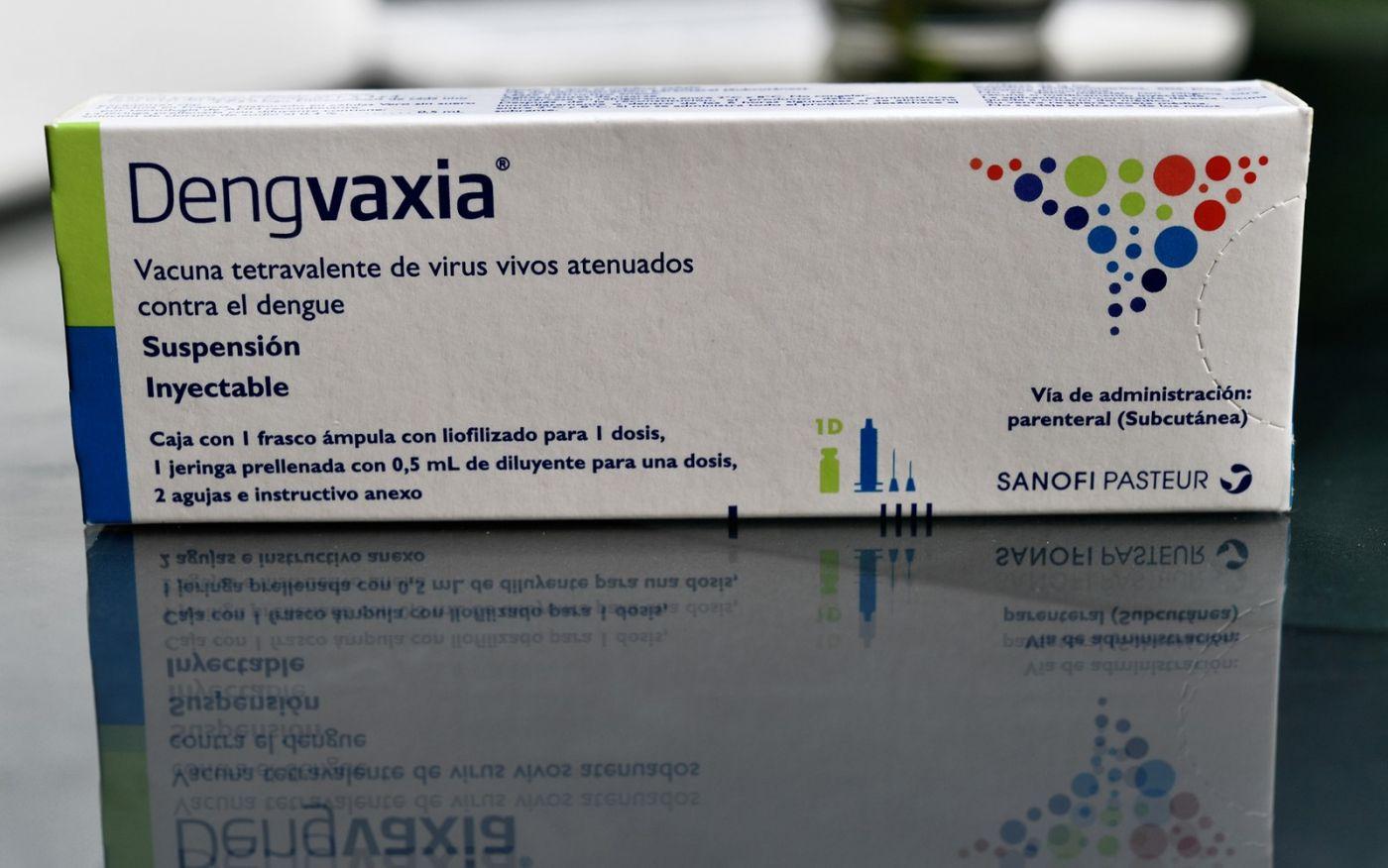 OMS recomenda exames antes de vacina contra dengue da Sanofi