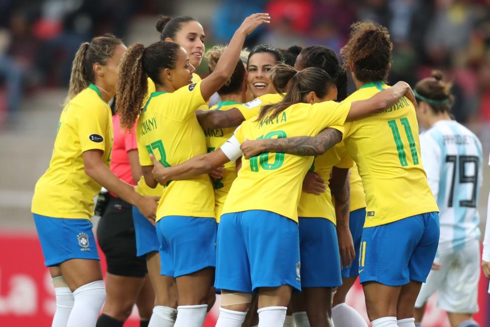 Twitter vai transmitir partidas da Seleção Feminina de Futebol na Copa América
