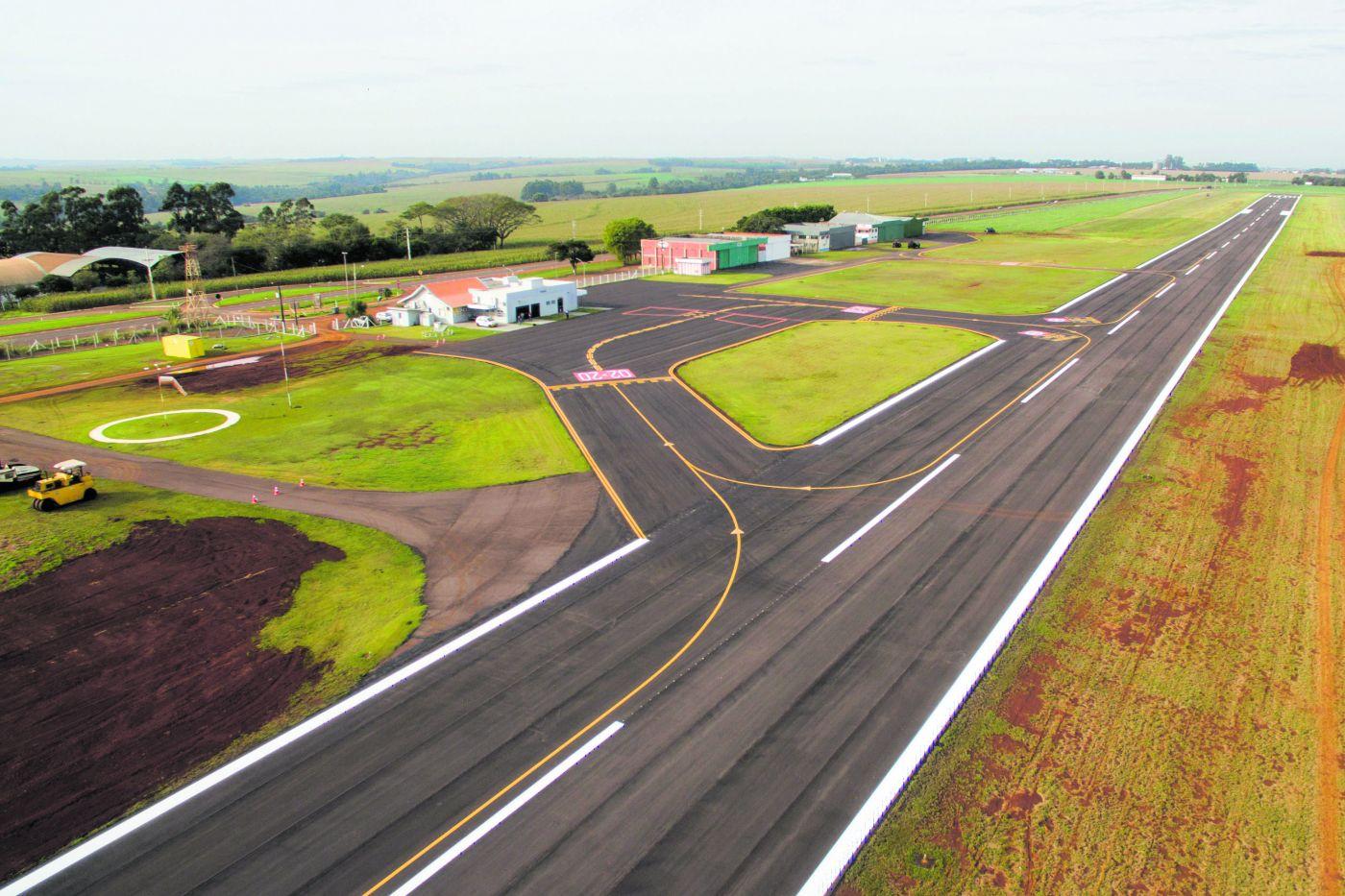 Resultado de imagen para Aeroporto Luiz Dalcanale Filho de Toledo