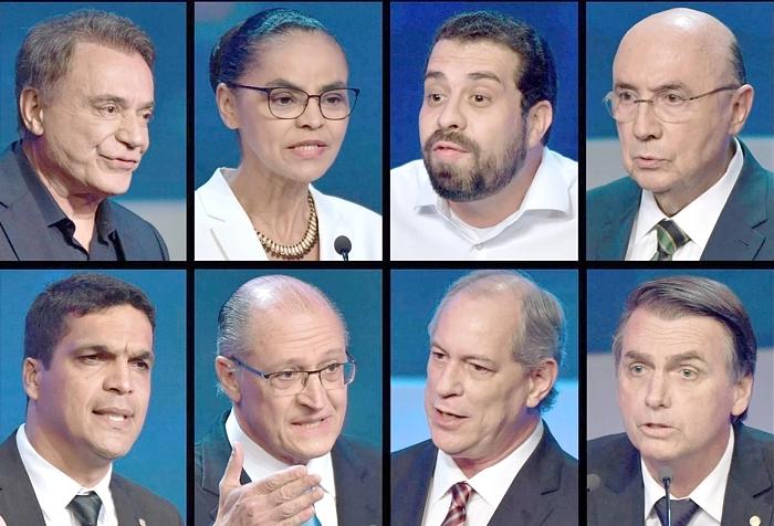 Resultado de imagem para candidatos a presidencia 2018 pesquisa