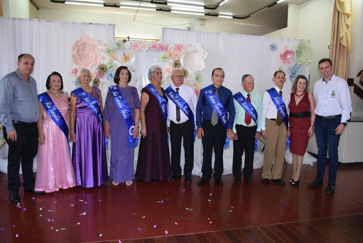 Lori Peters e Juliano Reichert são eleitos Miss e Mister