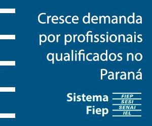 Fiep – Cresce demanda por profissionais – 19/07 a 25/07 – DK