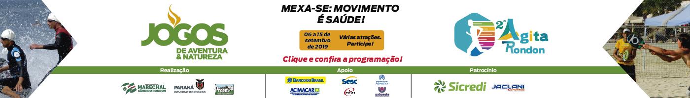2º Agita Rondon – 2019