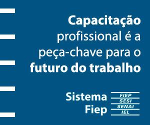 Fiep – Capacitação profissional – 20/09 a 26/09 – DK