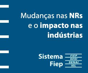 Fiep – Mudança nas NRs – 08/11 a 14/11 – DK