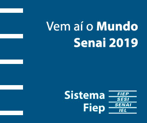 Fiep – Mundo Senai 2019 – 15/11 a 21/11 – DK
