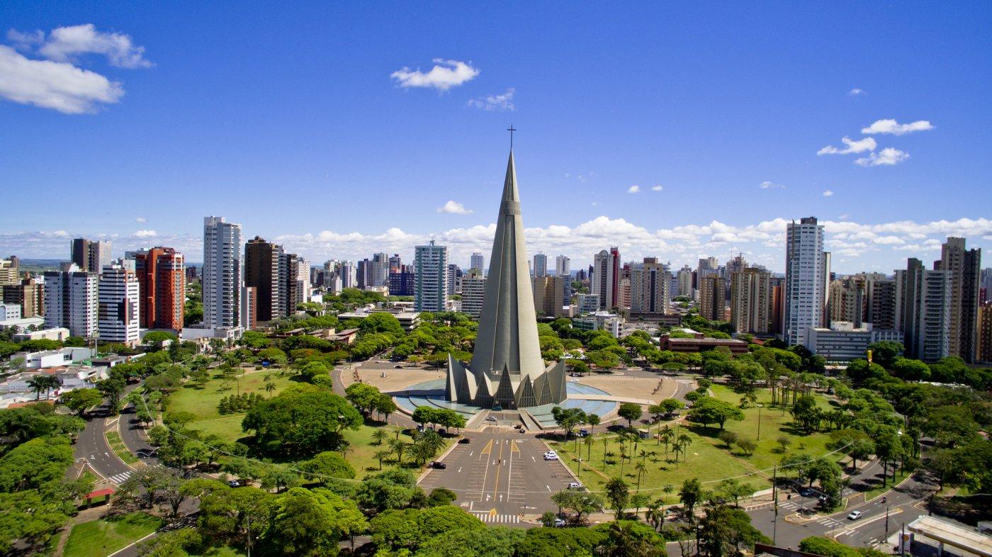 Maringá Paraná fonte: www.opresente.com.br