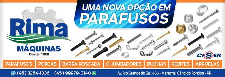 Rima Parafusos_