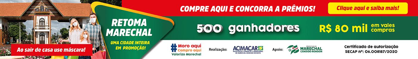 Pref. MCR – Retoma Marechal