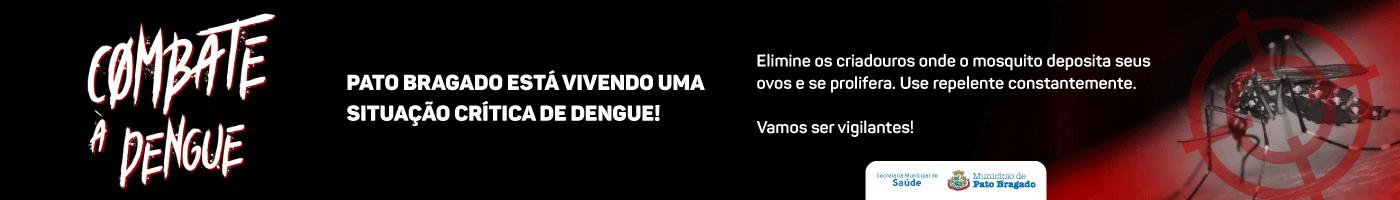 Pref. Pato Bragado – Combate à Dengue